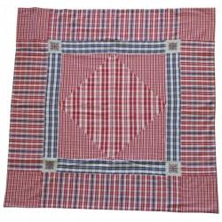 Nappe patchwork kelsch losange