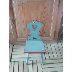 Chaise Alsacienne enfant