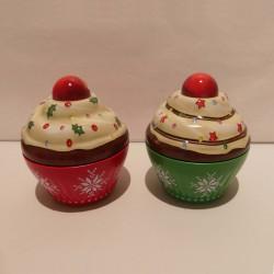 Set 2 boites à gâteaux Cup...