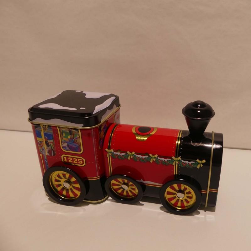 Boite à gâteaux Locomotive