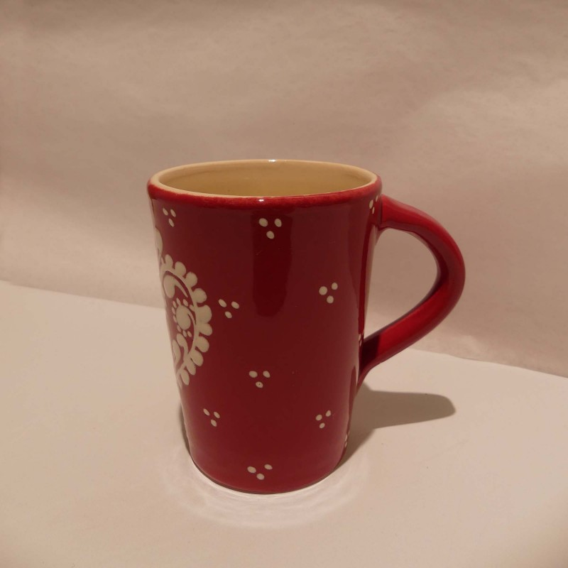 Mug en terre cuite Soufflenheim